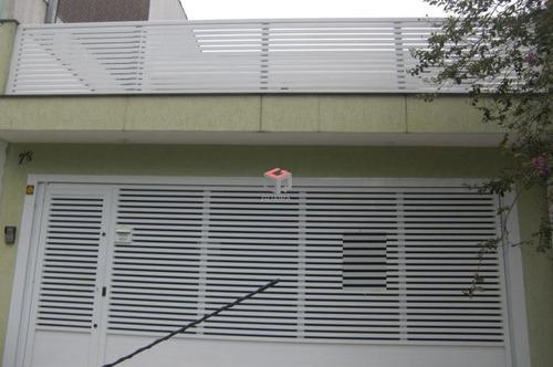 Imagem 1 de 11 de Sobrado À Venda, 3 Quartos, 3 Suítes, 2 Vagas, Assunção - São Bernardo Do Campo/sp - 31087