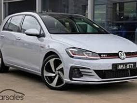 Volkswagen Golf Gti 0km 230cv My18 Entrega Inmediata Blanco