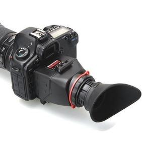 Visor Viewfinder Kamerar Qv1 Lcd 3,2 Dioptria Canon Nikon