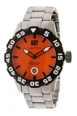 Relógio Nautica N18623g Masculino