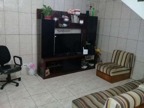 Sobrado - Jardim São Bento - 3 Dormitórios Amsoav13815