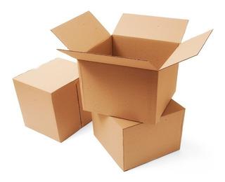 Caja De Cartón 60x40x40 Cm Ideal Para Mudanza