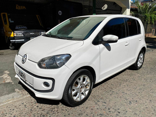 Volkswagen Up! 2015 1.0 High Up! 5 P Financiado En Cuotas