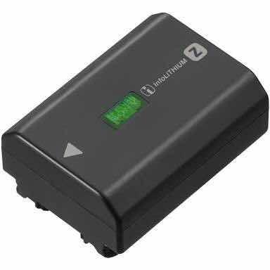 Bateria Sony Fz100 - Sony Alpha 7 Iii - Sony A9