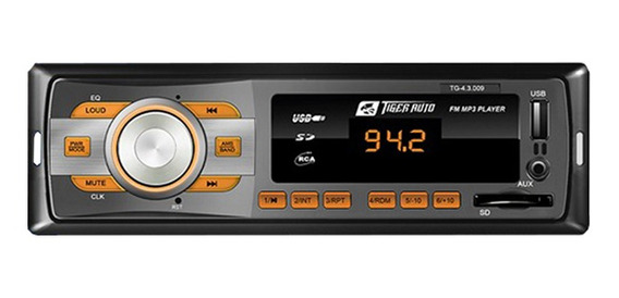 Ap Radio/usb/cartao/ent.aux.p2 Frontal