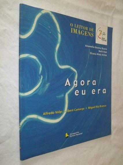 Livro - Agora Eu Era - O Leitor De Imagens - Alfredo Volpi