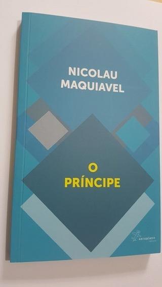 O Príncipe Livro Nicolau Maquiavel Frete 9 Reais