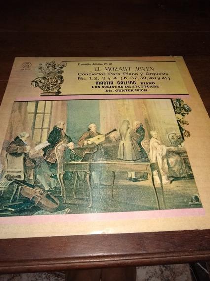 El Mozart Joven - Vinilo - Lp -