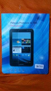 Película De Vidro Tablet Samsung T 111