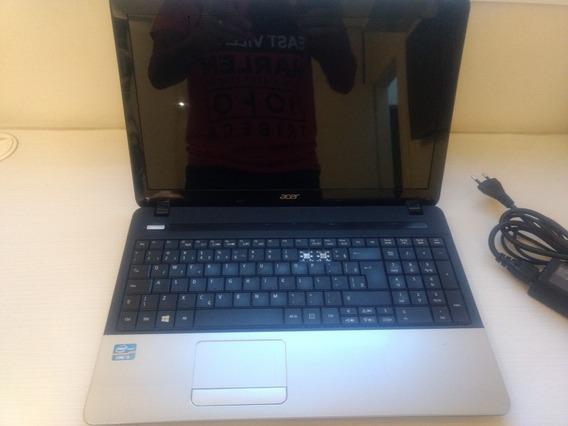 Notebook Acer E1-571