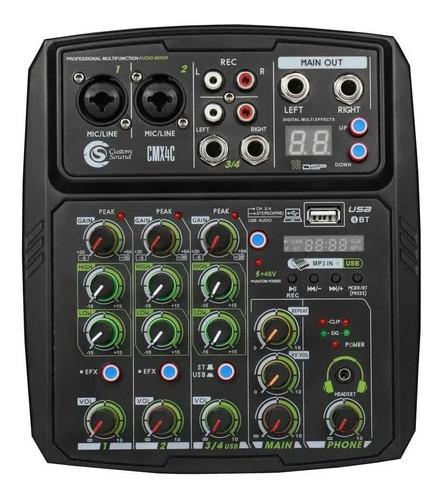 Mesa Custom Sound Cmx-4c Bk
