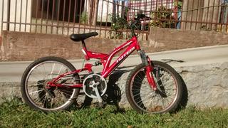Bicicleta Sfs Totem