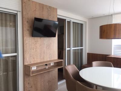 Apartamento Em Vila Nova Conceição, São Paulo/sp De 54m² 1 Quartos À Venda Por R$ 1.200.000,00 - Ap172040
