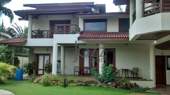 Casa Com 4 Dormitórios À Venda, 570 M² Por R$ 2.600.000,00 - Condomínio Monte Carlo - Valinhos/sp - Ca8108