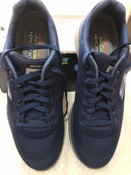 Tênis Skechers Azul 43