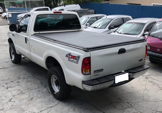 Ford F250 2008 4x4