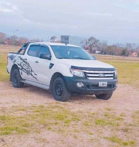 Ford Ranger 2.2 Cd 4x4 Xl Safety Tdci 125cv 2013
