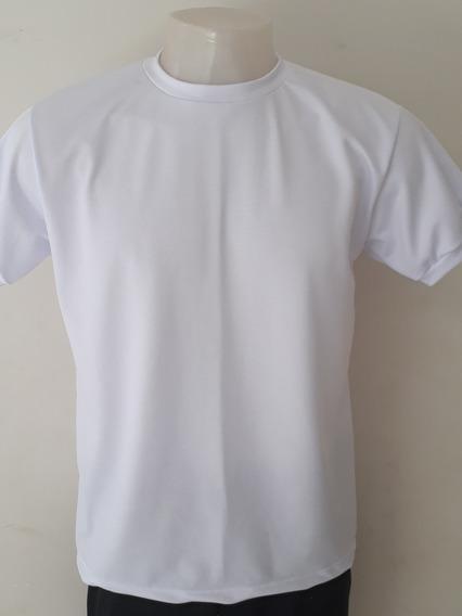 Kit Com 20 Camiseta Malha Piquet Para Sublimação