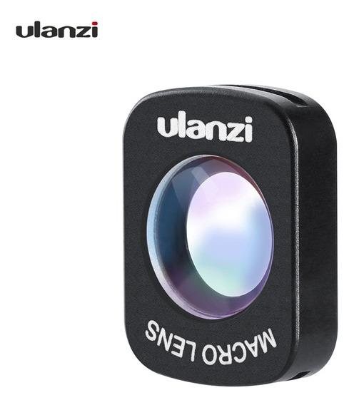 3*ulanzi Op-6 10x Estrutura Magnética Lente Macro Para Dji