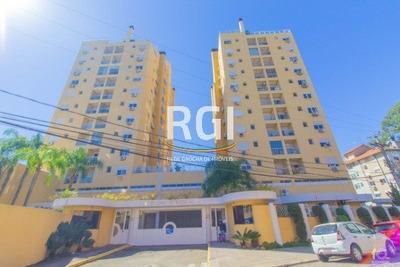 Apartamento Em Morro Do Espelho Com 3 Dormitórios - Vr5314