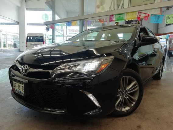 Toyota Camry 2017 Xse