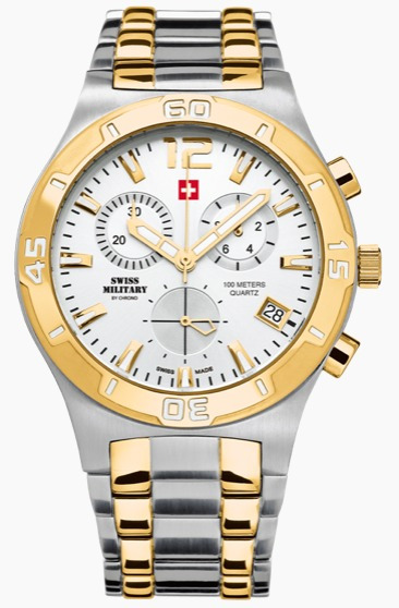 Relógio Swiss Military Sm34015