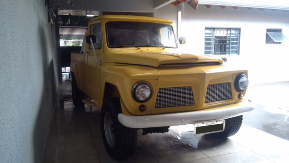 Ford F75 Rural Willys 4x4