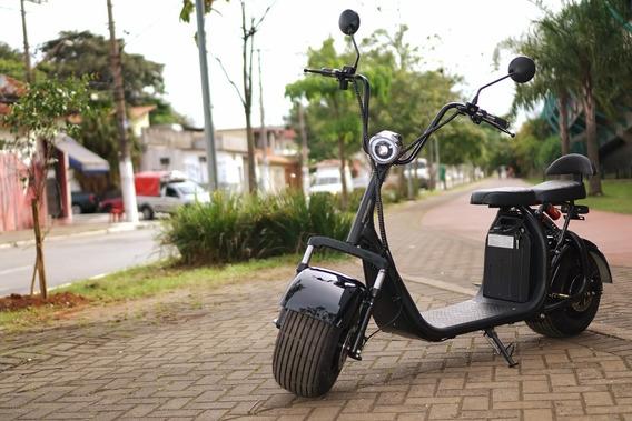 Scooter Elétrica Elemovi Hr2- 1.500watts