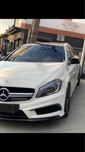 Mercedes-benz Classe A 2015 2.0 Amg 4matic 5p