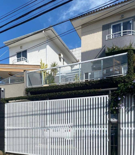 Casa Com 3 Dormitórios À Venda, 120 M² Por R$ 860.000,00 - Pendotiba - Niterói/rj - Ca0820