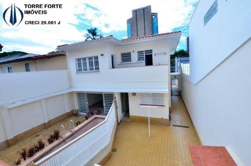 Sobrado Comercial Com 6 Salas Com 8 Vagas Na Vila Nova Conceição - 1430
