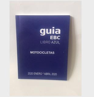 Libro Azul Version Motocicletas Precios Motos Usadas