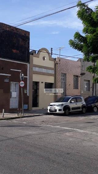 Casa Com Vocação Comercial No Centro! - Ca1086