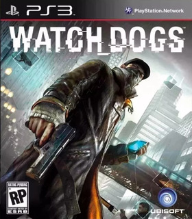 Watch Dogs Ps3 -play Mexico