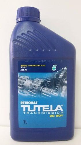 Óleo Transmissão Manual Tutela Api-gl4 Sae 80 - 1 Litro