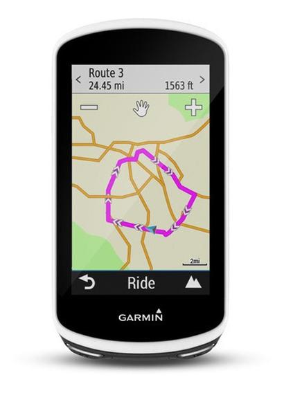 Gps Garmin Para Bicicleta Edge 1030 Preto