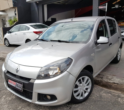 Renault Sandero 1.6 Expression 2014 Prata