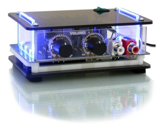 Módulo Mini Amplificador Potência Caixa De Som Pc Notebook