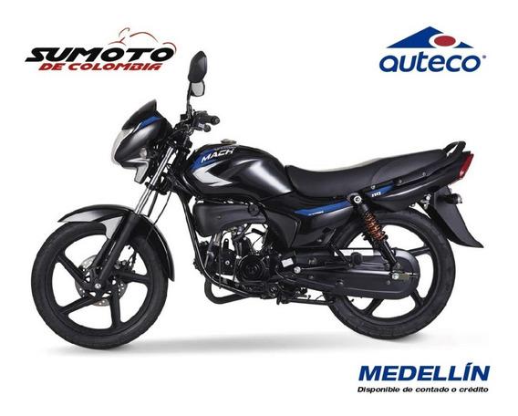 Victory Mach 110 Moto Económica Para Trabajar