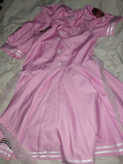 Vestido Importado J Fashion Lolita Kawaii Cosplay