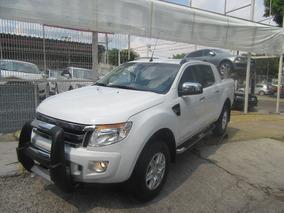 Ford Ranger Blanco 2016