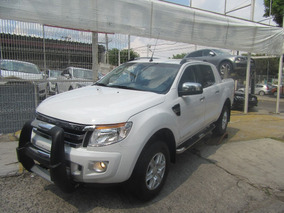 Ford Ranger Blanco 2016