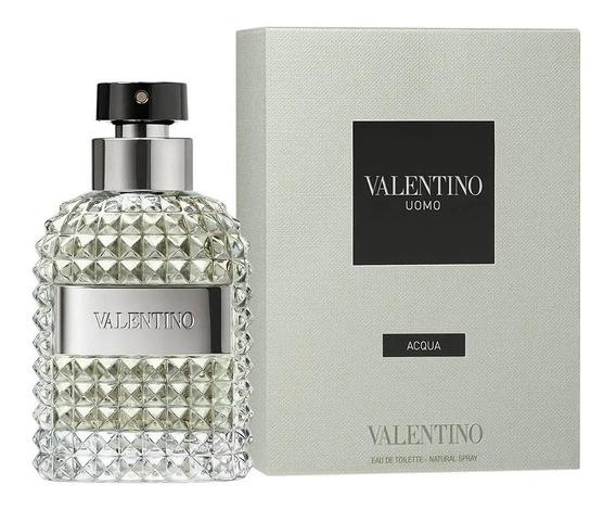 Perfume Valentino Uomo Acqua Edt 75ml