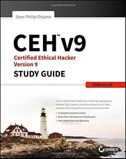 Libro Ceh V9: Certified Ethical Hacker Version 9