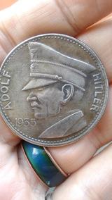 Medalha Ss Alemanha Nazista 3º Reich