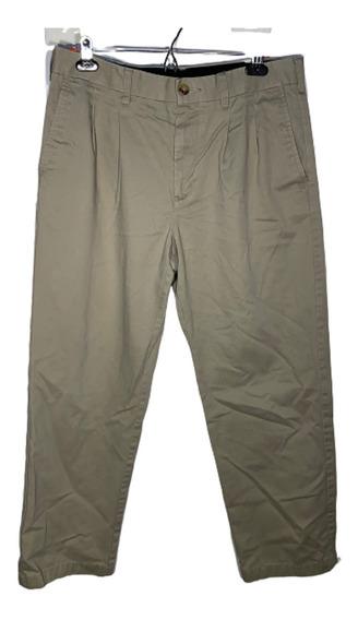 Wi Pantalón 30 Croft & Barrow Id D503 Usado Detalle Hombre R