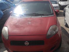 Fiat Punto 1.4 2011 Sucata Para Peças