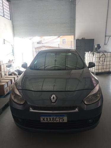 Renault Fluence 2011 2.0 Dynamique X-tronic Hi-flex 4p