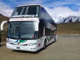 Omnibus Scania K 420 Marcopolo G6