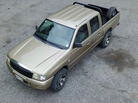 Flamante Camioneta Mazda B2200 Doble Cabina
